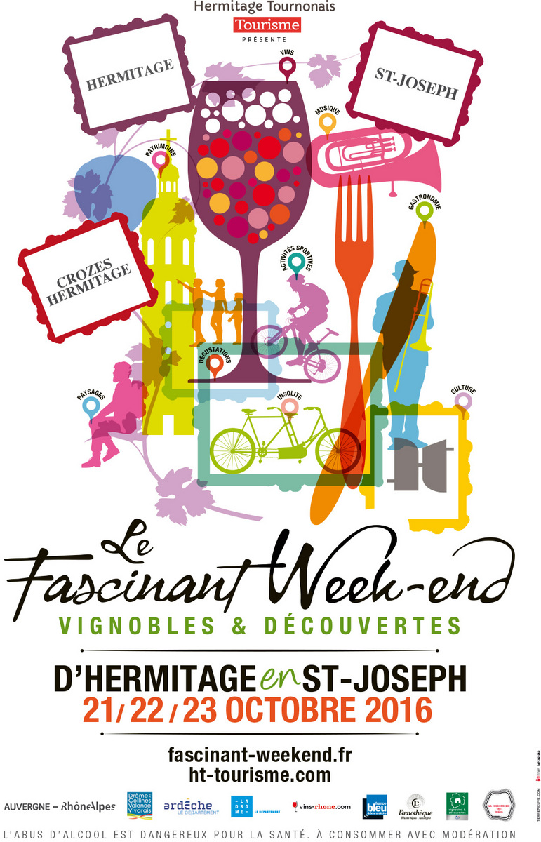 Fascinant Week end  octobre n